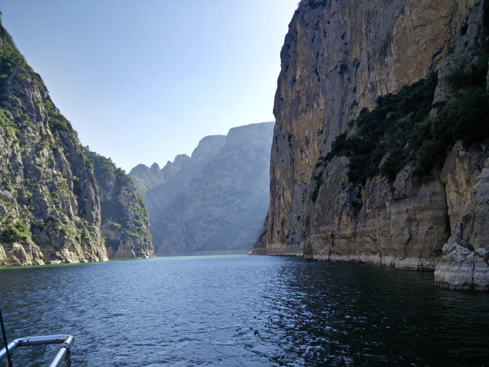 Şahinkaya Kanyonu, Vezirköprü, Samsun