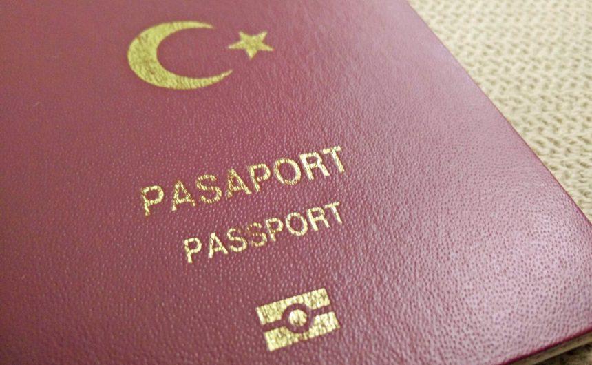 Pasaport vize işlemleri