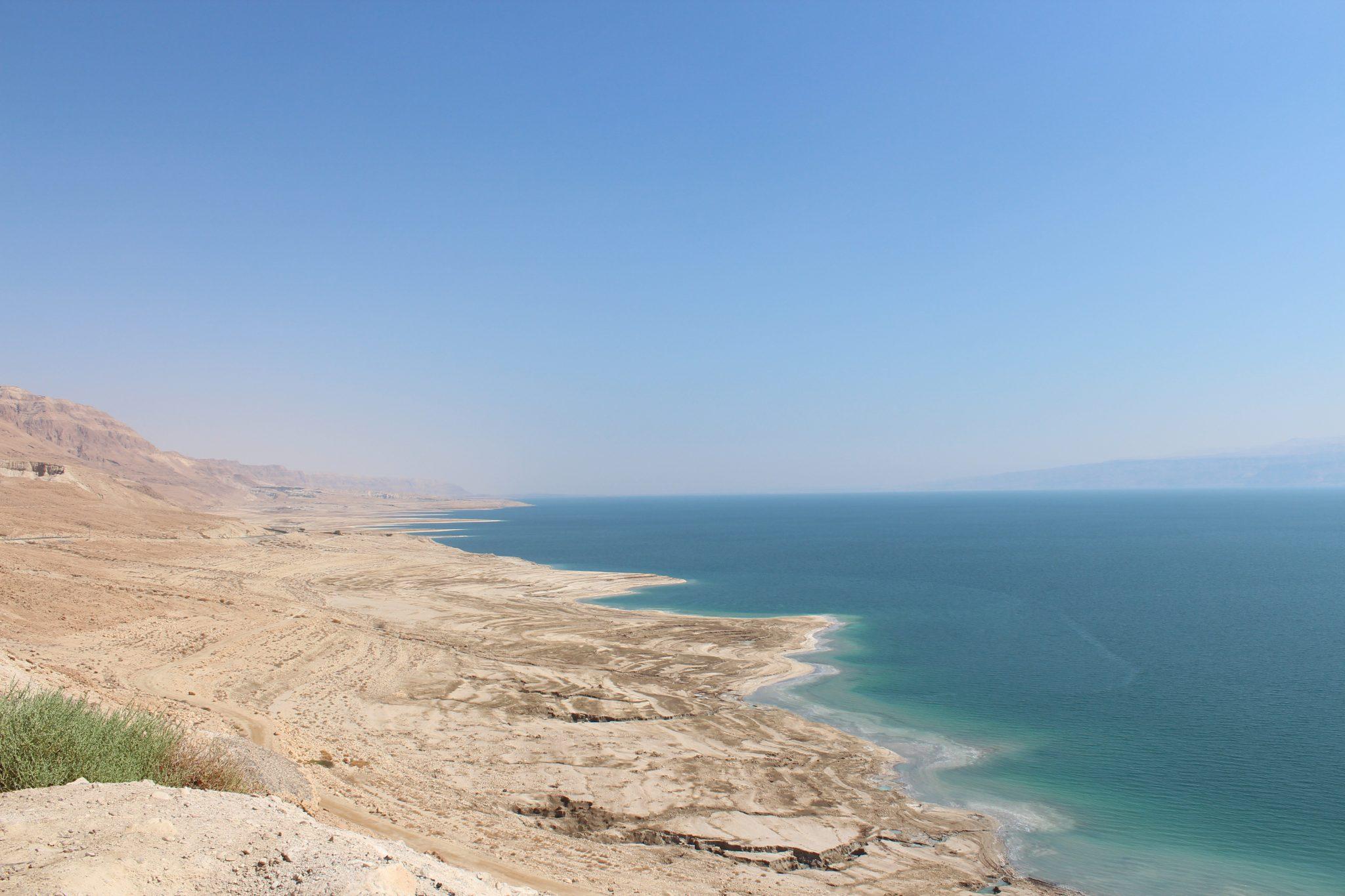 Ölü deniz (Lut gölü), İsrail