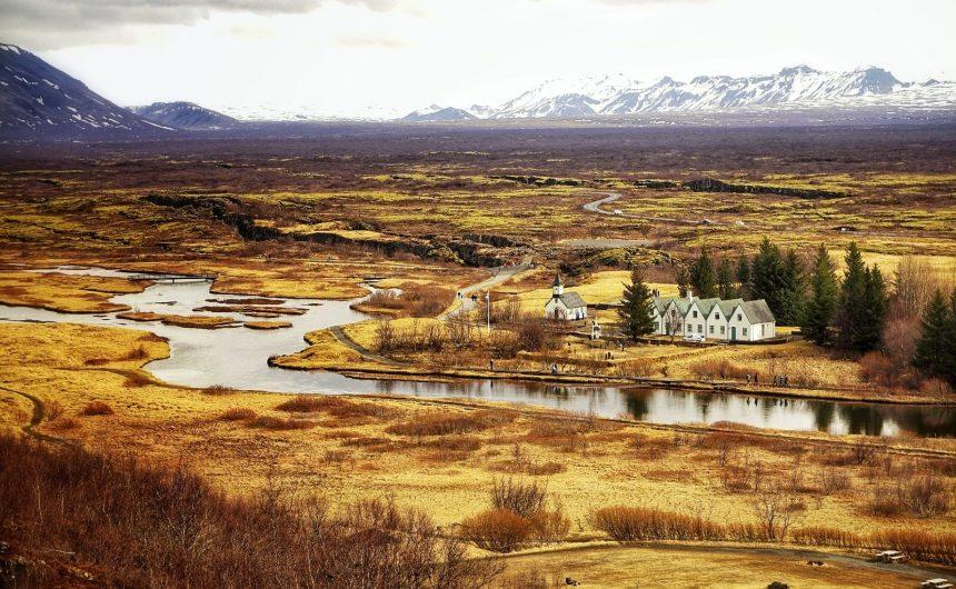 Thingvellir Ulusal Parkı, İzlanda