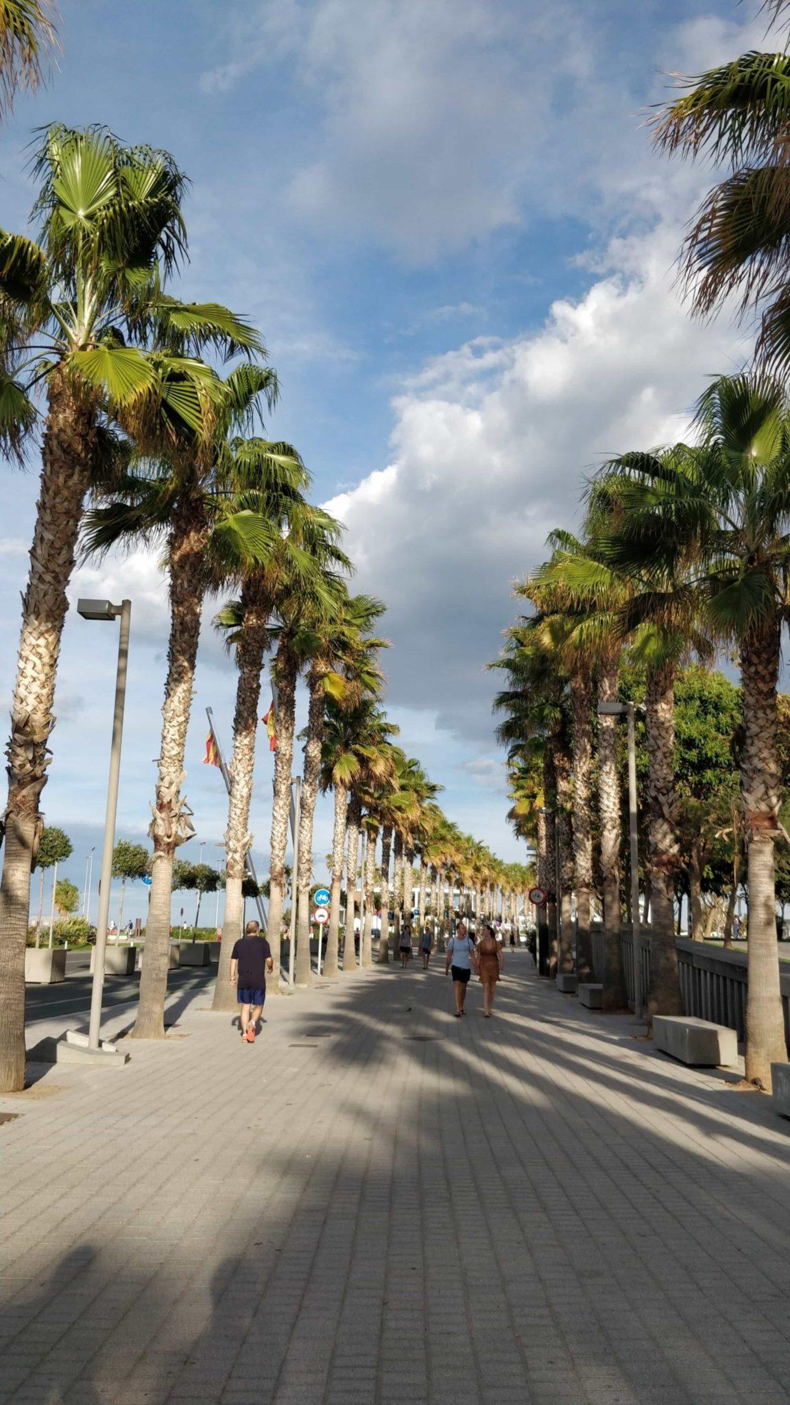 Valencia sahili