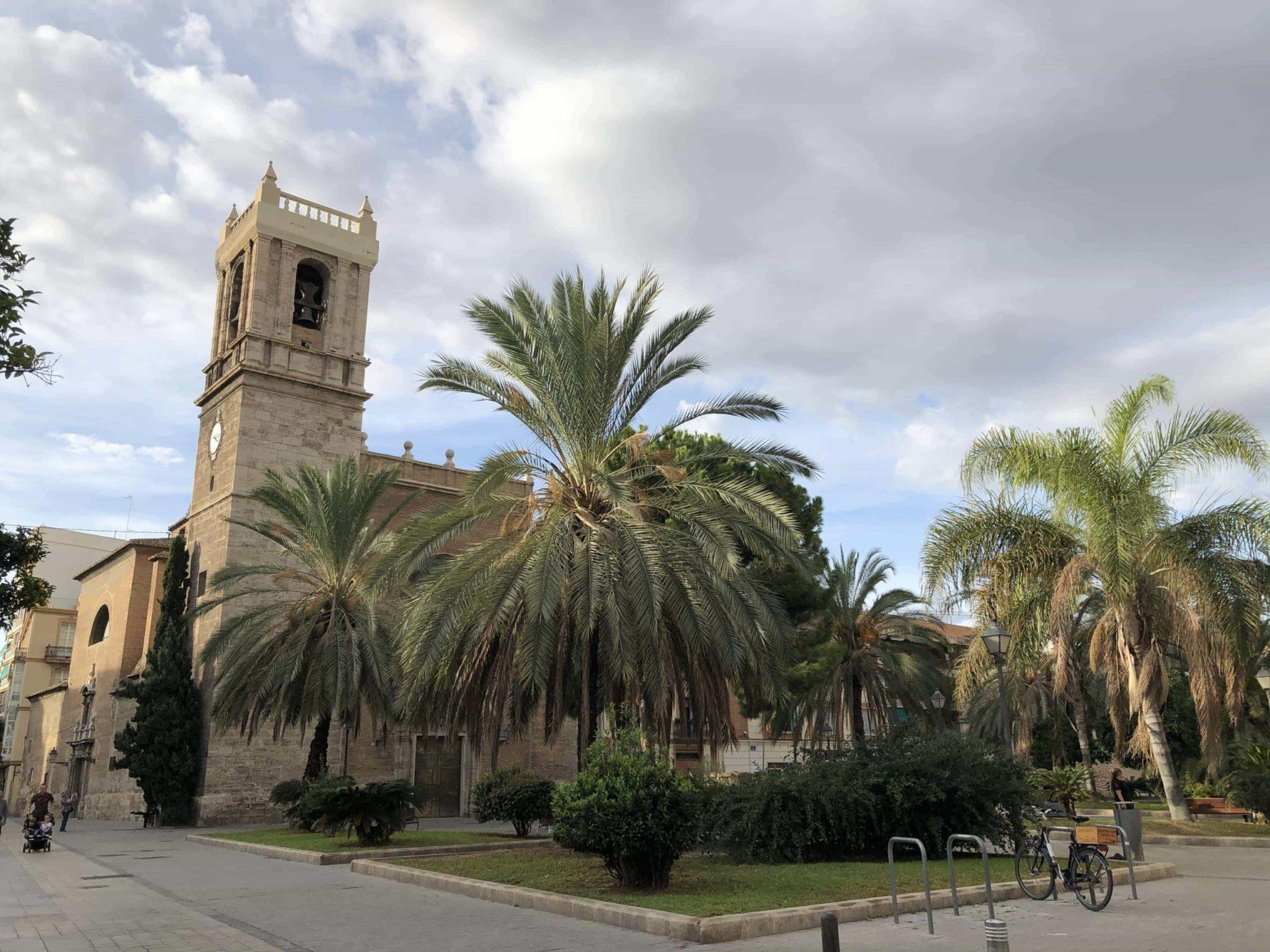 Santa Maria de Mar Kilisesi, Valencia