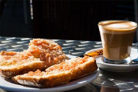 Kahvaltı İspanya yemek alışkanlıklarından önemli bir yer tutmaz