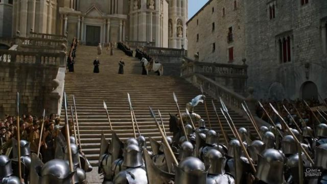 Great Sept of Baelor, Game of Thrones