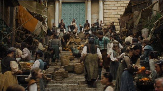 braavos market Escales de Sant Martín